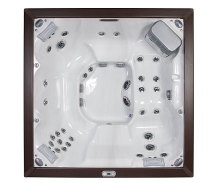 Jacuzzi J-LXL extra large hot tub spa Seattle Aqua Quip store